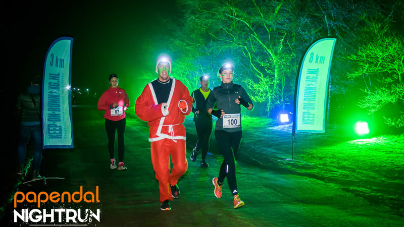 Papendal Night Run Christmas Edition