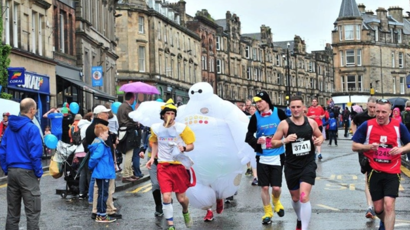 Stirling Half Marathon